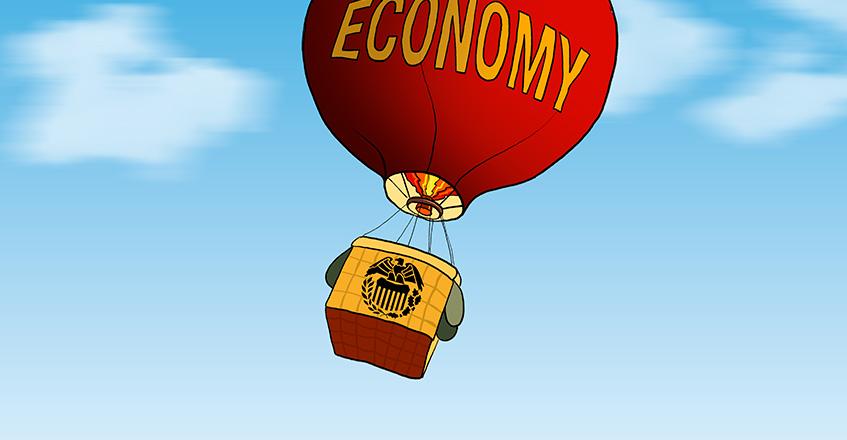 October Trade Ideas. Powell meets overheating.